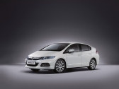 Autoesittely Honda Insight 2012
