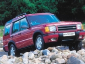 Autoesittely Land Rover Discovery 2 (2002)