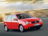 Autoesittely Volkswagen Polo 2002-2008