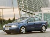 Autoesittely Audi A4 2001-2004