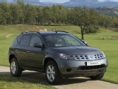 Autoesittely Nissan Murano 2005