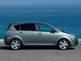 Autoesittely Toyota Corolla Verso 2004-2010
