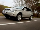 Autoesittely Lexus RX 2008