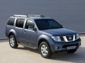 Autoesittely Nissan Pathfinder 2008-2011