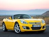 Autoesittely Opel GT (2008)