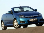 Autoesittely Opel Tigra (2008)