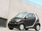 Autoesittely Smart Fortwo 2008-2011