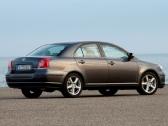 Autoesittely Toyota Avensis