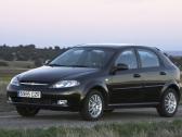 Autoesittely Chevrolet Lacetti (2008)