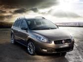 Autoesittely Fiat Croma 2008