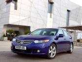 Autoesittely Honda Accord 2008-2009