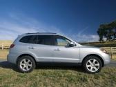 Autoesittely Hyundai Santa Fe 2008-2010