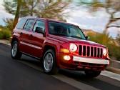Autoesittely Jeep Patriot 2008-2011