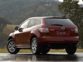 Autoesittely Mazda CX-7 2008