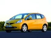 Autoarvio: Koeajossa Honda Jazz 1.4i Comfort