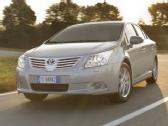 Autoarvio: Koeajossa Toyota Avensis Linea Sol 1.8 4d