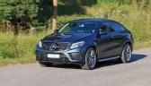 IL Koeajo ja arvio: Mercedes-Benz GLE Coupe