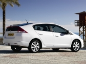 Autoesittely Honda Insight 2009