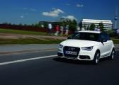 Autoesittely Audi A1 2012