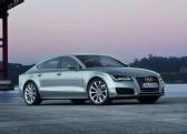 Autoesittely Audi A7 (2012)