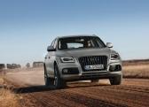 Autoesittely Audi Q5 2012