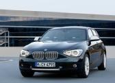 Autoesittely BMW 1-sarja 2012
