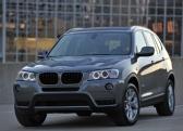 Autoesittely BMW X3 2012