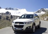 Autoarvio: Koeajossa Chevrolet Captiva 2.2D LS