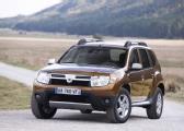 Autoesittely Dacia Duster 2011-2012