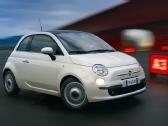 Autoesittely Fiat 500 2012