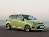 Autoesittely Ford C-MAX 2012