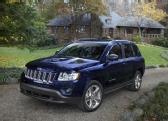Autoesittely Jeep Compass 2012