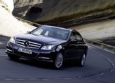 Autoesittely Mercedes Benz C-sarja (2011)