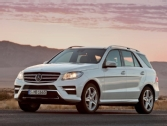 Koeajo Mercedes-Benz ML 350 Bluetec