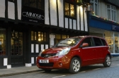 Autoesittely: Nissan Note 1.5 dCi Acenta Connect (2009)