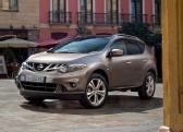 Autoesittely Nissan Murano 2012