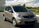 Autoesittely Nissan Note 2012