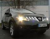 Autoesittely: Nissan Murano 3,5 V6 Tekna Pack