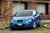 Autoesittely Seat Leon 2010-2011