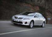 Autoesittely Toyota Corolla 2012