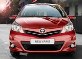 Autoesittely Toyota Yaris 2012