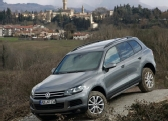 Koeajo VW Touareg 3.0 V6 TDI BlueMotion Technology