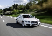 Inhimillinen Audi ilman inhimillisiä ajovirheitä