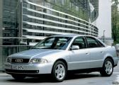 Autoesittely Audi A4 1994-2001