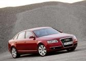 Autoesittely Audi A6 2004-2008