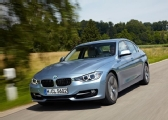 Autoesittely BMW ActiveHybrid 3 2013