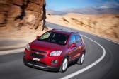 Autoesittely Chevrolet Trax 2013