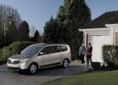 Autoesittely Dacia Lodgy 2013