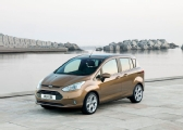 Autoesittely Ford B-MAX 2012