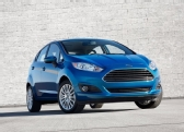 Autoesittely Ford Fiesta 2013